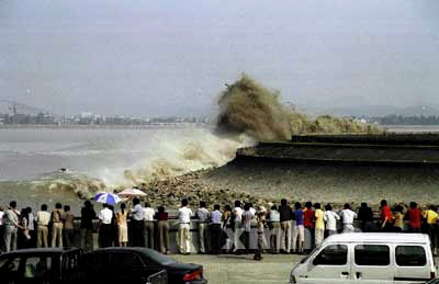 Fake Tsunami Pictures: #1 - FAKE tsunami picture